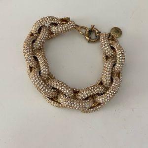 Jcrew Gold Bracelet